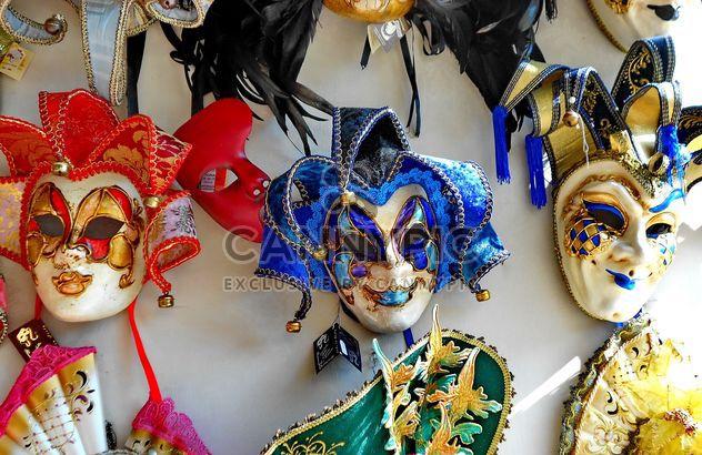 Máscaras de carnaval - Free image #333655