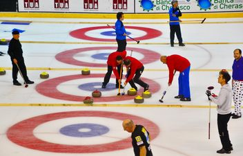 curling sport tournament - image gratuit #333795