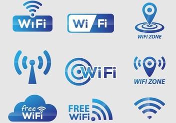 Wi-Fi symbol vector - vector #333935 gratis