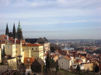 Prague Castle - image gratuit(e) #334165