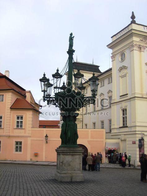 Place du château de Prague - image gratuit(e) #334175
