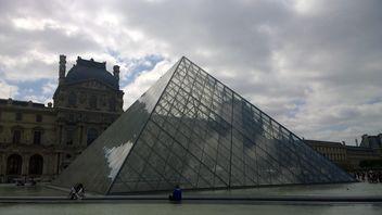 Louvre Museum, Paris - бесплатный image #334225