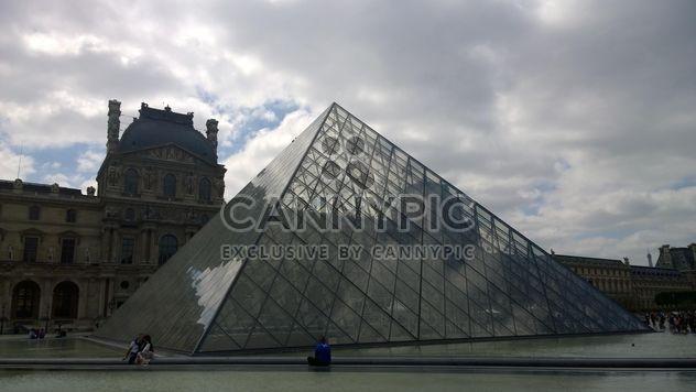 Louvre Museum, Paris - image gratuit(e) #334225