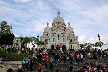 Sacre Coeur - image gratuit #334255