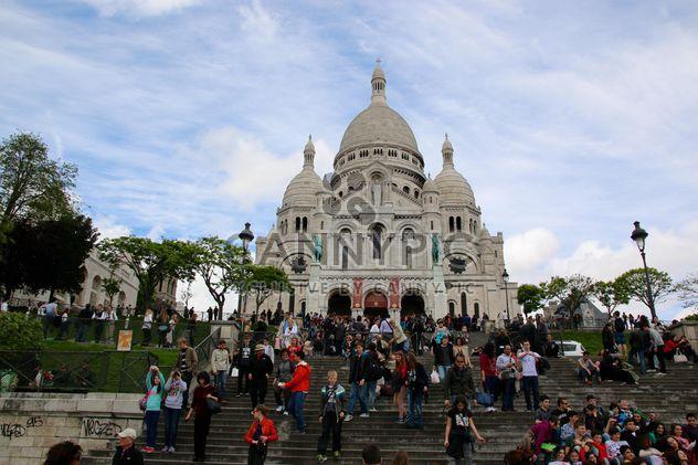 Sacre Coeur - image gratuit(e) #334255
