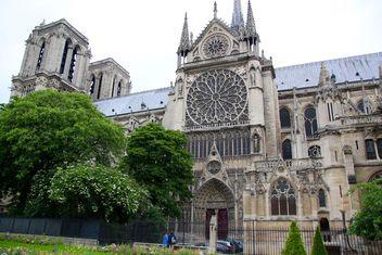 Notre Dame de Paris - image gratuit #334265