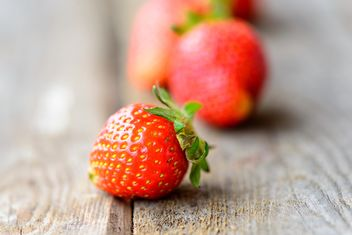 fresh strawberry - image gratuit #334315