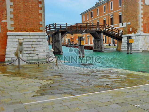 Rues des pluies de Venise - image gratuit #334985