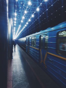 kiev metro station - image #335105 gratis