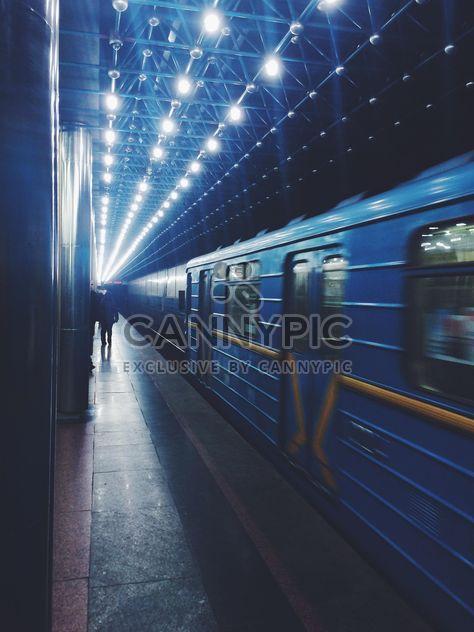 station de métro de Kiev - Free image #335105