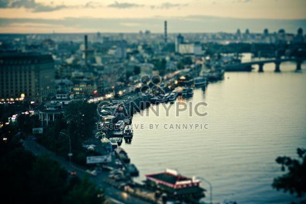 Закат на Киев Центральная - бесплатный image #335125