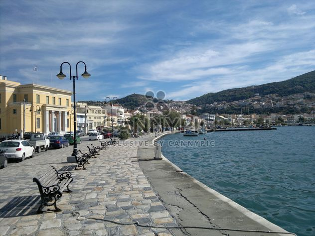 Sunday morning in Samos - Free image #335225