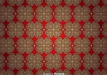 Thai sameless pattern - vector #336505 gratis