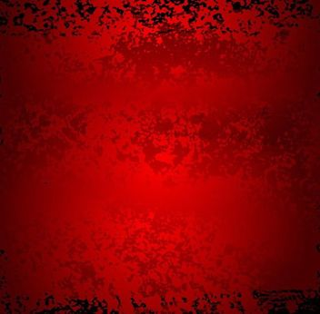 Red grunge - vector #338905 gratis