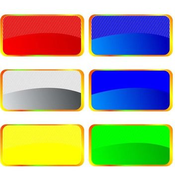 Banner collection - Free vector #338985