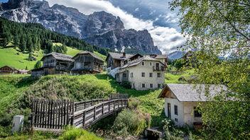 San Cassiano - Alta Badia, Italy - Travel, landscape photography - Free image #339105