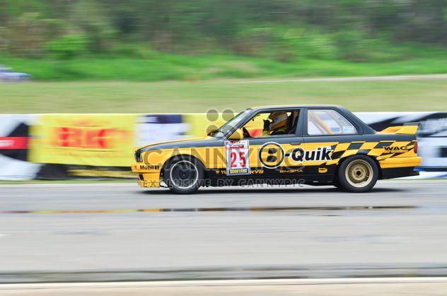Racing at Bonunza racing field - Free image #339155