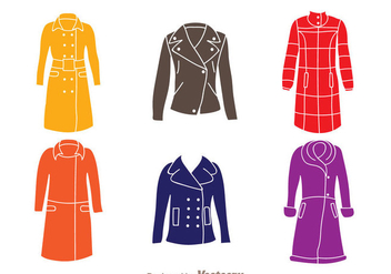 Female Jacket - vector gratuit #339465