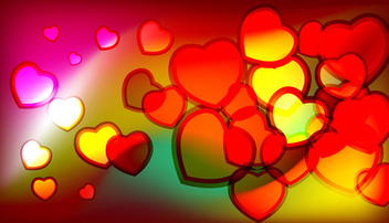 Valentine's Day Background - vector #339585 gratis