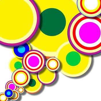 Vector Circles - Kostenloses vector #339605