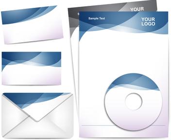 Vector Letterhead Templates - Free vector #339785