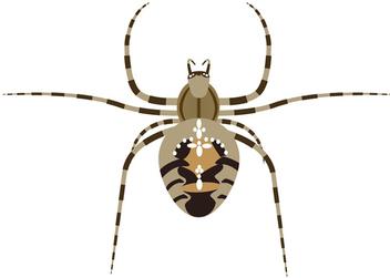 Vector Cross Spider - Kostenloses vector #340225