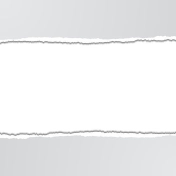 Vector Torn Paper - Free vector #340925