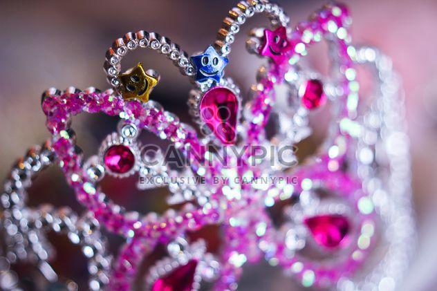 Vanille nature morte avec perles et paillettes - image gratuit #342105