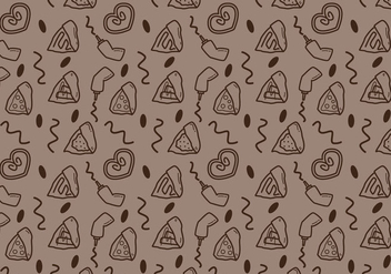 Free Crepes Pattern #3 - Free vector #342995