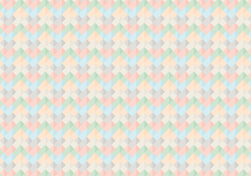 Abstract Colorful Square Argyle Pattern - Free vector #343075