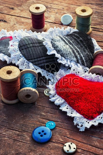 Objects for sewing time - Free image #343565