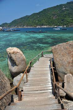 Nangyuan lsland beach - Free image #343875