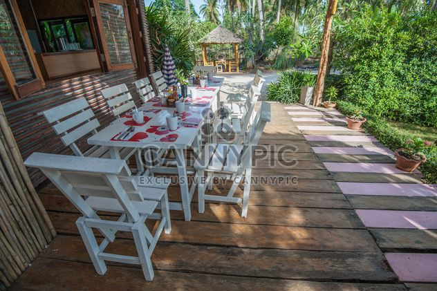 Komfortable ozeanischen resort - Kostenloses image #344125