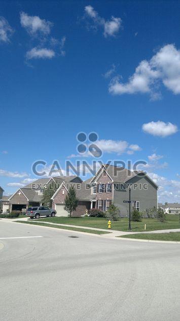 Schöne amerikanische Häuser in Carmel, Indiana, uns - Kostenloses image #344205