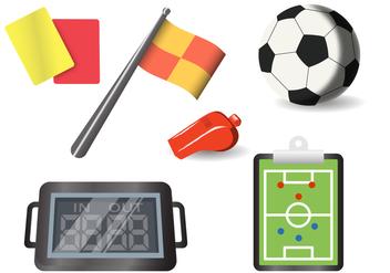 Football Kit Vectors - Free vector #344815