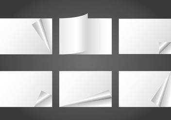 Paper Flip - vector #345585 gratis