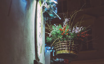A Holiday Basket - Free image #345815
