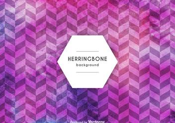 Free Creative Herringbone Pattern Vector - Free vector #345945