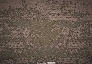 Brown Grunge Overlay Vector - Free vector #346105