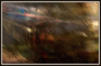 Ghost Train - image #347905 gratis