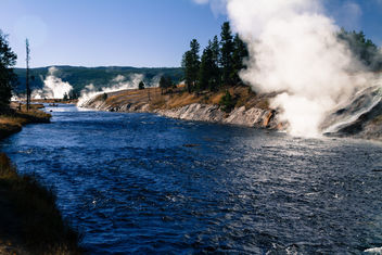 Firehole River - Free image #349255