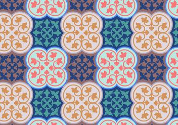 Mosaic Pattern Vector - Kostenloses vector #349965