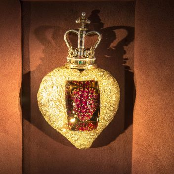 Royal heart from collection of Salvador Dali - image gratuit #350225