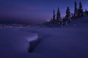 Lifjell Twilight - Free image #350785