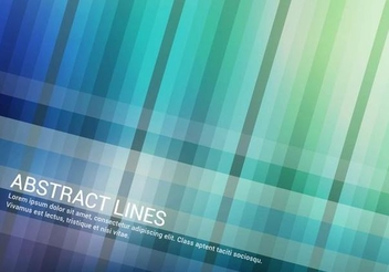 Abstract Diagonal Lines Background - vector gratuit #351465
