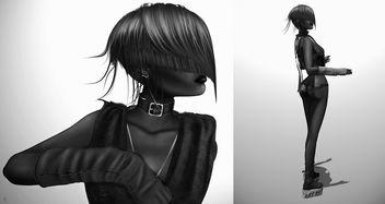 . Shi Introvert Hair @ Kustom9 - Free image #351555