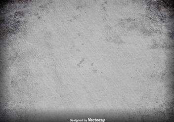 Metal Grunge Wall Vector - Free vector #351855