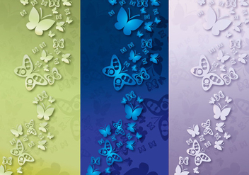 Background Papillon Color - vector gratuit #352765