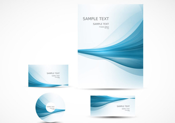 Banners In Different Shape - Free vector #354505