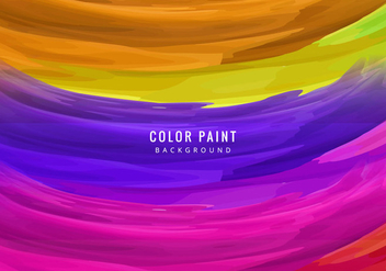 Colorful Abstract Background - Free vector #354655